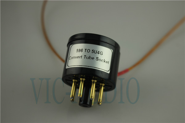 Convert Tube Socket  596 TO 5U4G