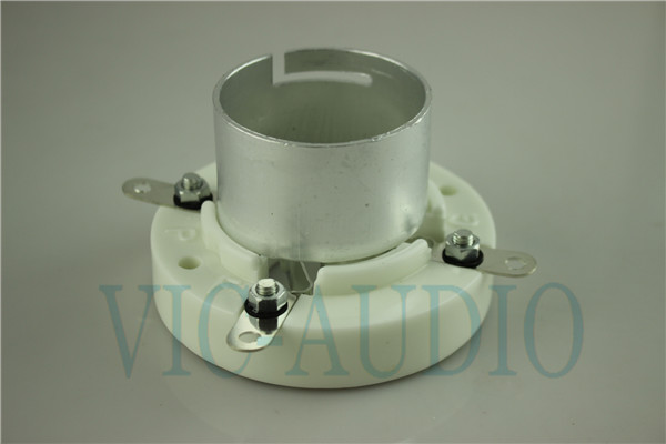 4Pins Tube Socket GZC4-3B For 845 805 211 Tube Ceramic Socket
