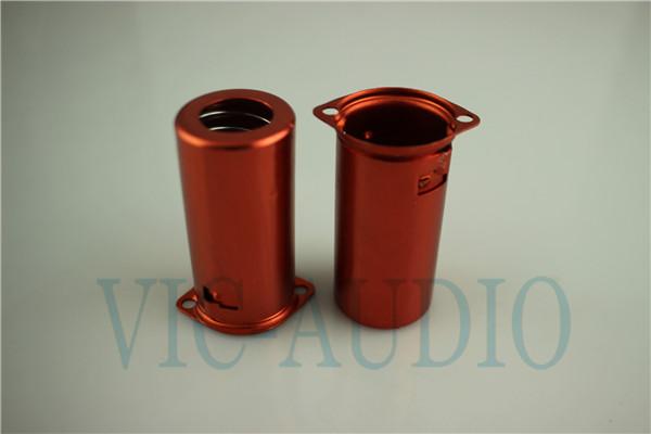 Full Aluminum Tube Socket 9G-55 Shielding Cover For 5687 6N1 5755