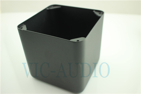 The transformer cover drawing tube amplifiers chassis shielding cattle cattle cover 123mm*123mm*120mm