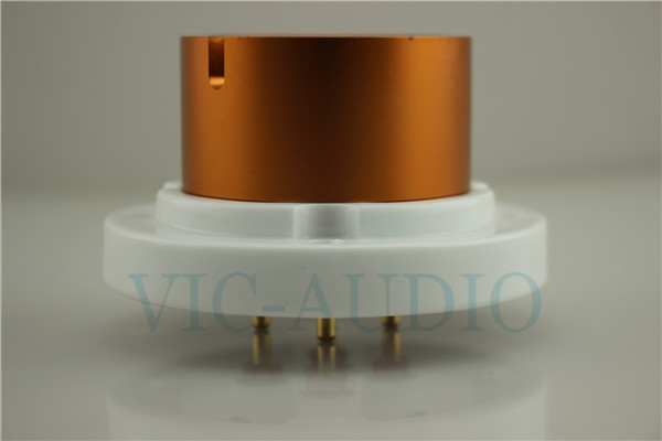 4Pins Tube Socket GZC4-95 Just fine ceramic line 845 For 845 211 805 Tube Ceramic Socket