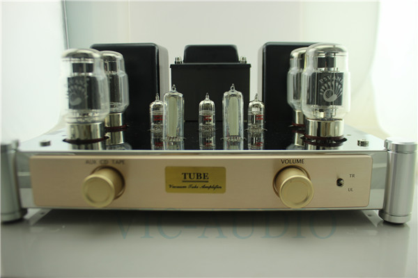 KT88 Tube Amp Push-Pull Class A amplifier Finished Product 12AT7 12AU7 6E2 Tube Hifi Stereo Audio Vacuum Tube Power Amplifer